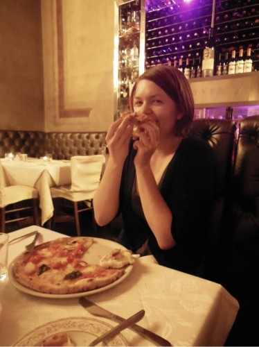 Gluten free pizza in Florence