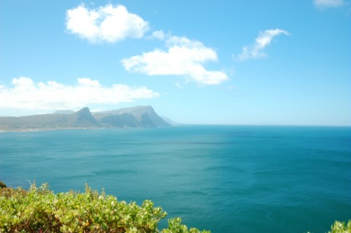 View from the Cape of Good Hope