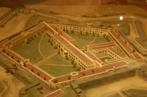 Replica of the Castle of Good Hope