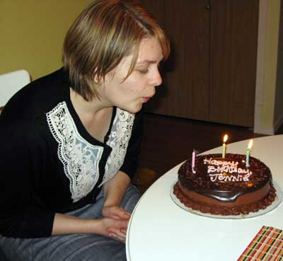 Jennie-cake