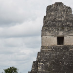 Tikal Mayan Archeological Site